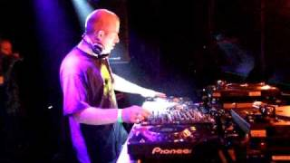 Dj vince @ X-Plode Festival - Mixing skills