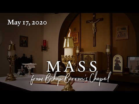 Sunday Mass with Word on Fire (5/17/2020)