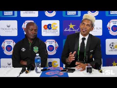 COSAFA CUP 2019: Mozambique vs Malawi Post Match Conference