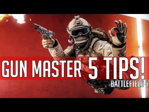 BECOMING A GUN MASTER | 5 TIPS To Help You! | Battlefield 4