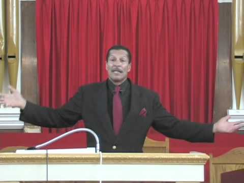 "Rev. Eddie Wiggins Testimony ""To Hell and Back"""