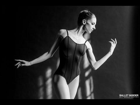 Day in life of a Ballerina (starring Natalia Kleymenova ) - Stanislavski Theatre +EngSubs