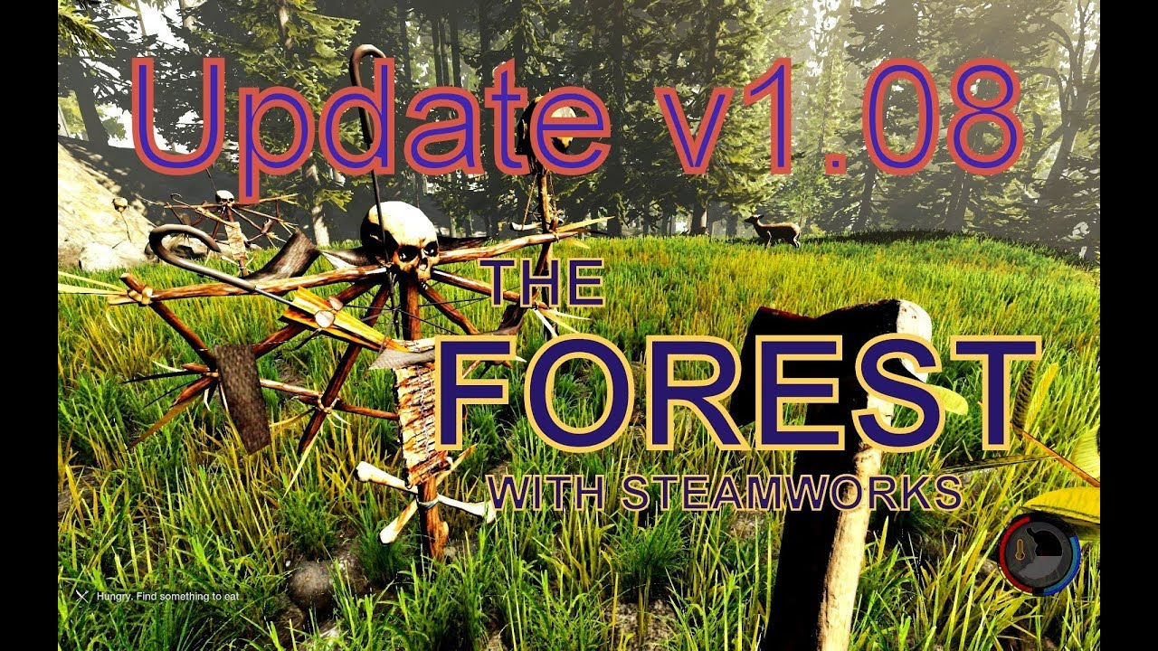 The Forest v1 08 with steamworks