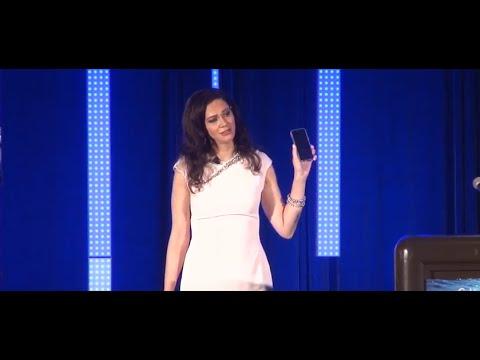 Global Retailing Conference 2016- Rachel Mushahwar, Head of Global Enabling Team, Intel
