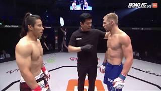 XIAOMI ROAD FC 040 PART 1 Jung Doo-Jae(정두제) vs Alexander Merezhko(알렉산더 메레츠코)