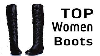 Top New Arrive Knee high Women Boots
