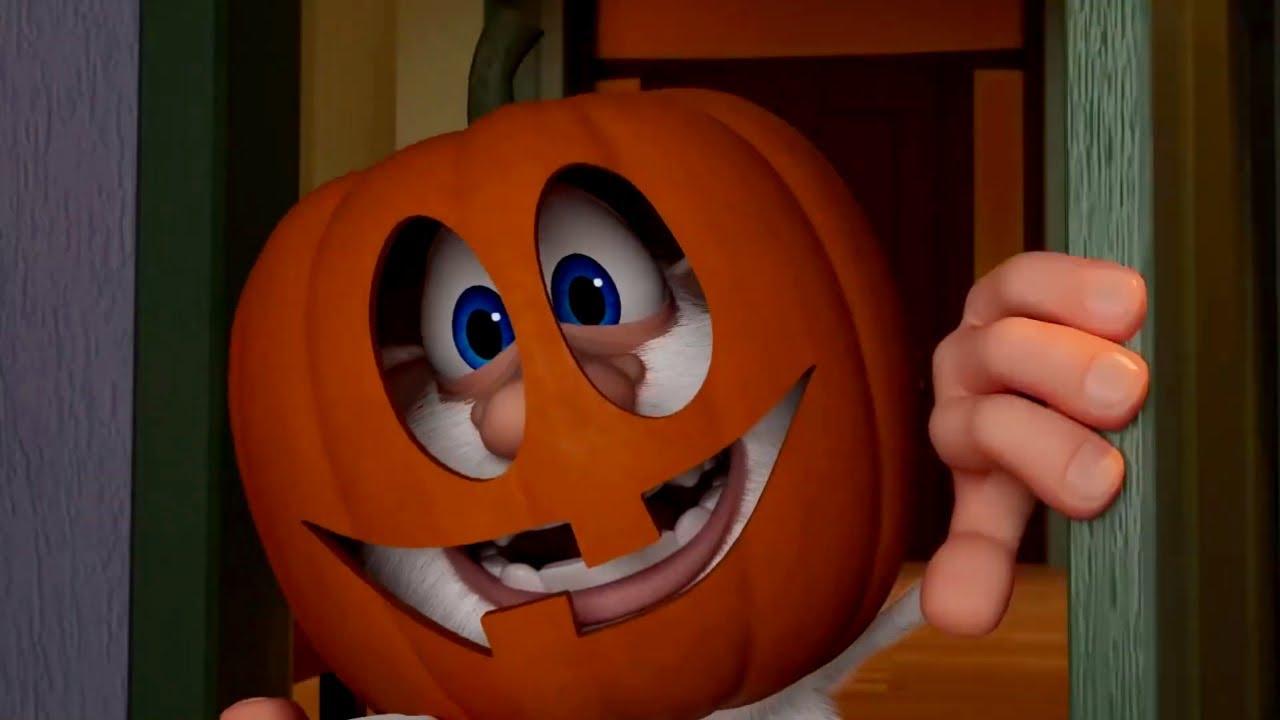 Буба :сборник мистических серий 🎁  Смешной Мультфильм  👻  Kedoo мультики для детей