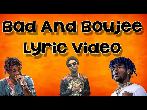Bad And Boujiee (Lyrics) | Migos | Ft. Lil...