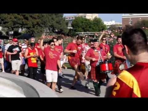 USC Trojans fight song