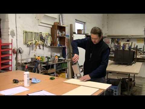 Výroba vestavěné skříně