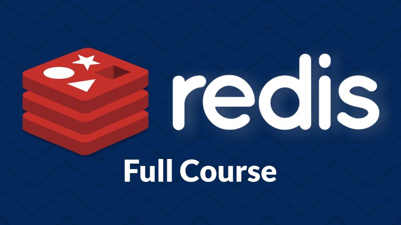 Redis Course - In-Memory Database Tutorial