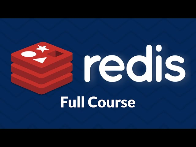 Redis Course - In-Memory Database Tutorial