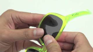 Oakley Frogskins Sunglasses Lenses Replacement(Installation/Removal)