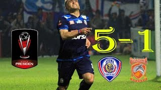 Video AREMA VS BORNEO FC (5-1) FINAL PIALA PRESIDEN 2017 download MP3, 3GP, MP4, WEBM, AVI, FLV April 2018