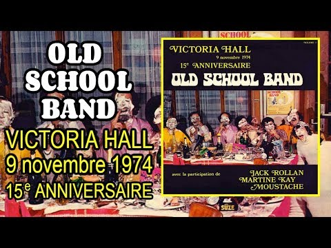 Old School Band - Volume 3 - Victoria Hall 1974 [Full Album] (File under: New Orleans / Dixieland)