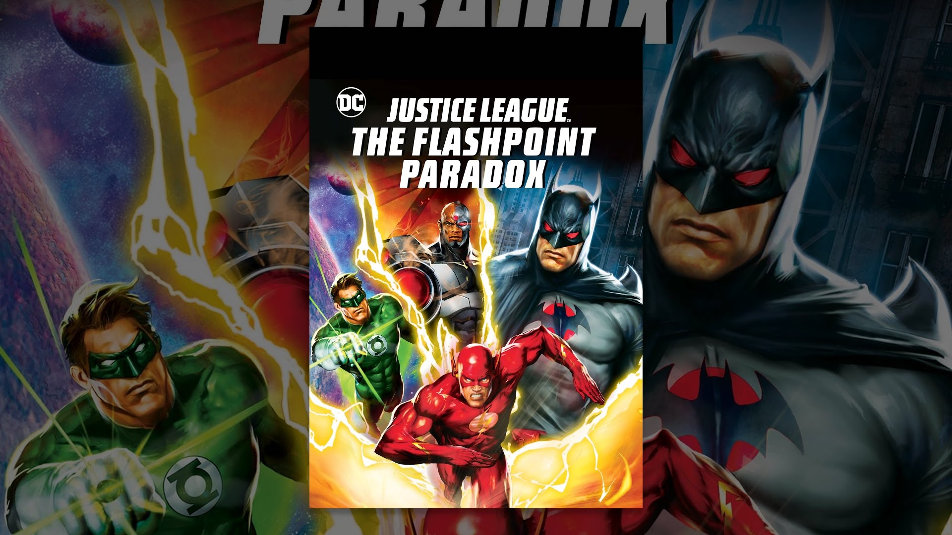Download DCU: Justice League: The Flashpoint Paradox