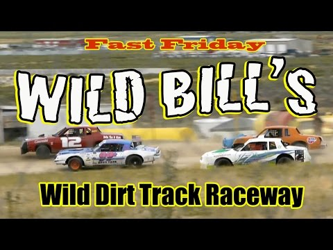 Dirt Track Racing at Wild Bill's Wild Raceway!