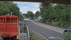 Jonesborough, Tennessee USA - Virtual Railfan LIVE
