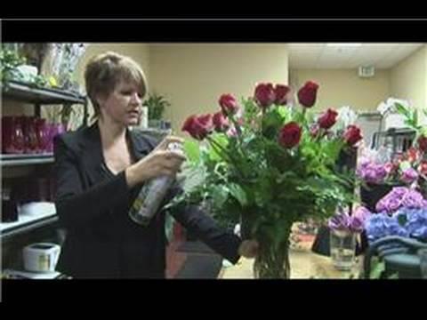Floral Arrangements : How to Make Wedding Flower Arrangements