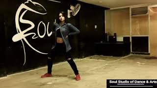 Camila Cabello - Havana II Dance Cover II Shreya Bhagat II Sumit Singh