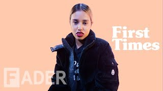 Tommy Genesis talks God's Girls, meeting Father & more   'First Times' Season 1 Episode 13