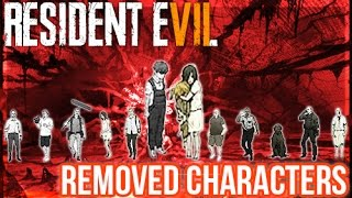 Resident Evil 7 - Removed Characters/Story Changes & More!