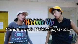 Chris Brown - Wobble Up ft. Nicki Minaj G-Eazy | ZUMBA | FITNESS | DANCE | At PHKT Balikpapan