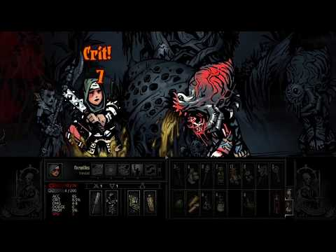 Darkest Dungeon Crimson Court DLC - Part 8 - The Courtyard - Burn the Hives