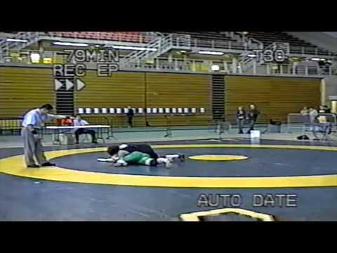 2004 Canada West Championships: 80 kg Ellen Frtiz (SASK) vs. Roxanne Adair (MAN)