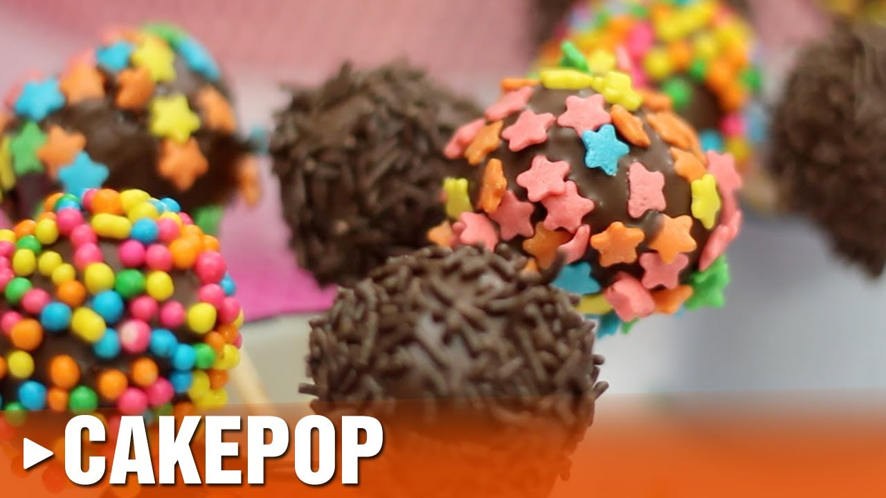 Como fazer cake pop youtube for Cake pops cobertura