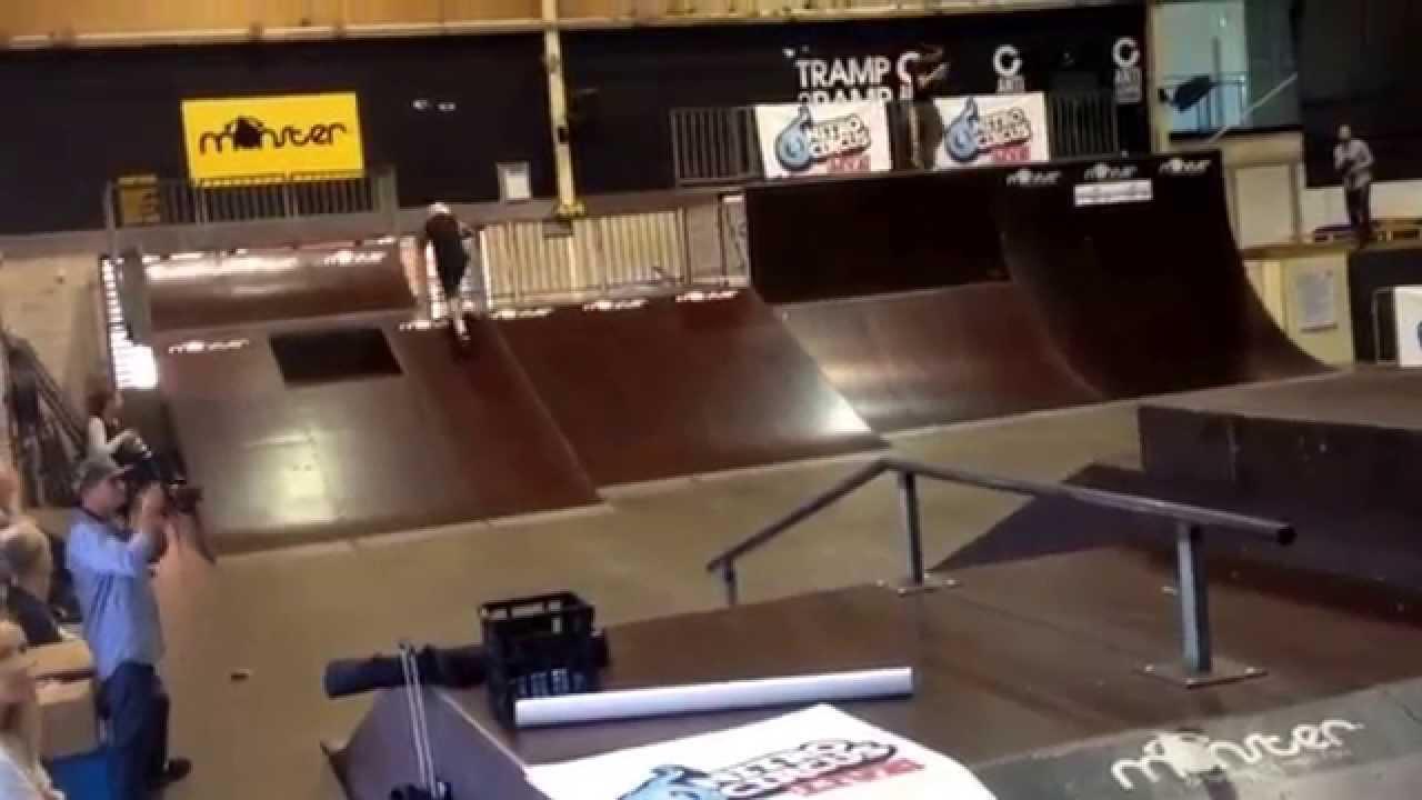 R Willy At Monster Skate Park Sydney