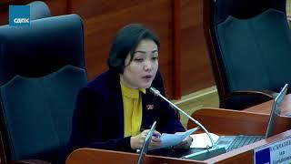Аида Касымалиева: Политика Минздрава не решает проблему дефицита медицинских кадров