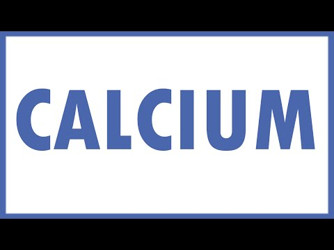 CALCIUM MINERALS IN FOODS - NATURAL MINERALS FOODS - BENEFIT