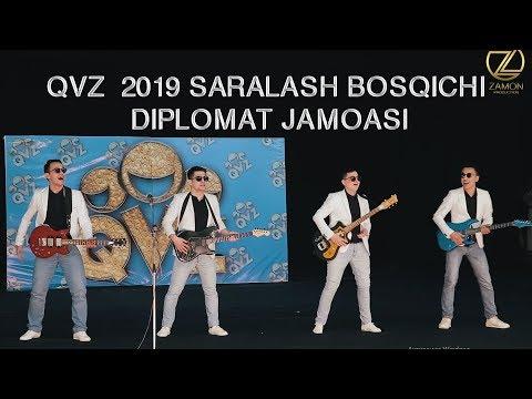 QVZ 2019 SARALASH BOSQICHI - DIPLOMAT JAMOASI (XORAZM)