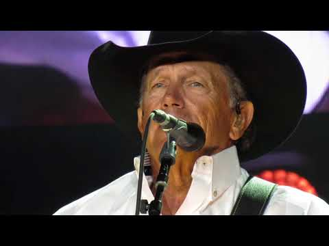 George Strait - Sing Me Back Home/2018/New Orleans, LA/Superdome