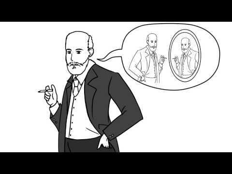 Sigmund Freud's Psychoanalytic Theory - The Big Idea in under 3 Minutes