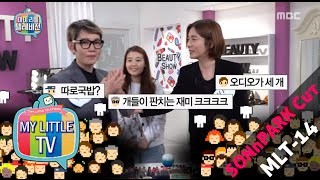 [My Little Television] 마이 리틀 텔레비전 - Park Tae Yoon, squabble and Son Dae Sik 20151107