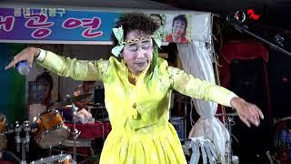 4대품바왕 서봉구 품바 - 구름관중을 만드는 위력을 보여준 공연 (2017, 제17회 명지시장 전어축제)