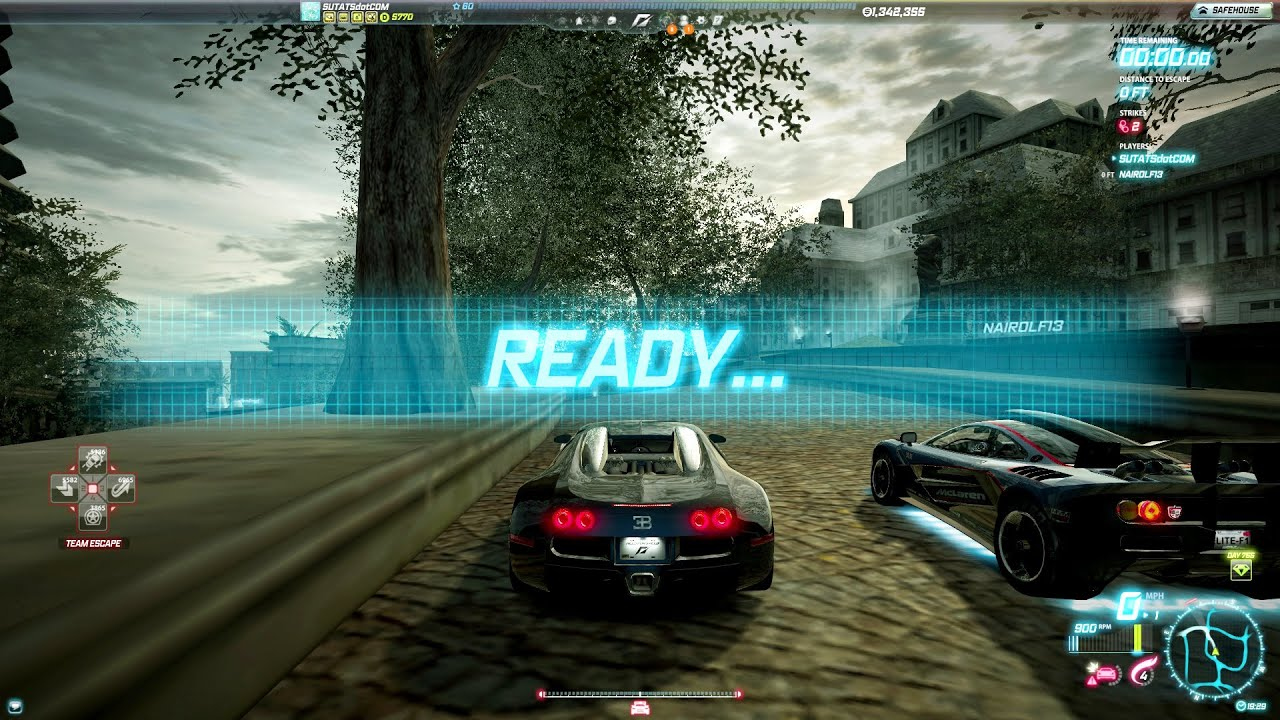 need for speed world high stakes team escape bugatti veyron 16 4 meets a mcla. Black Bedroom Furniture Sets. Home Design Ideas
