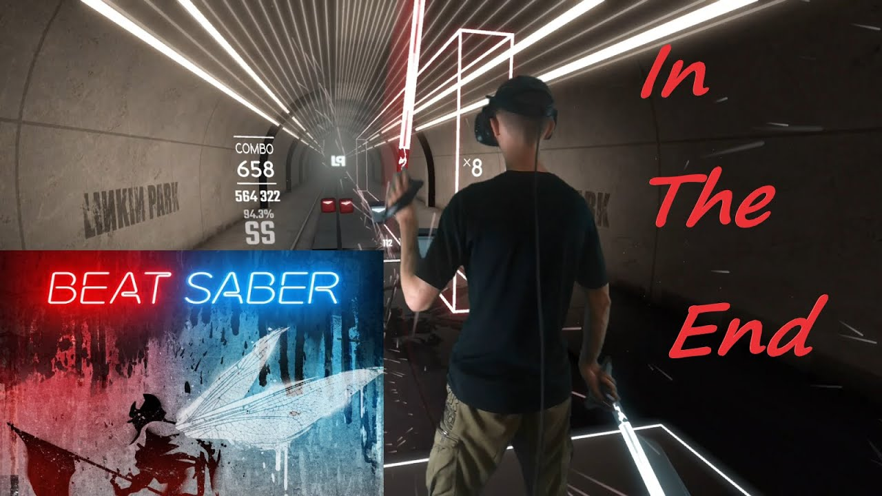 Download Beat Saber // Linkin Park - In the End ( Expert + ) FC SS Rank