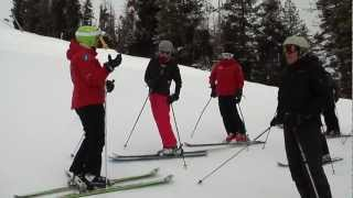 Sun Valley Ski School: Instructor Training USSA Ski Drills