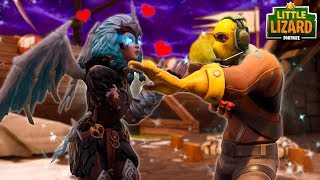 VALKYRIE HAS A CRUSH ON RAPTOR?! - Fortnite Short Films