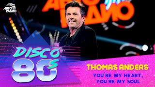 Thomas Anders - You're My Heart, You're My Soul (Disco of the 80's Festival, Russia, 2014)