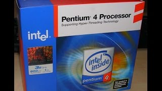 SOCKET 478  ПК за 50$  Intel Pentium 4 X2 Processor supporting HT Technology