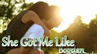 Bogdan ft D-Pryde - She Got Me Like [Lyrics & DL] Thumbnail
