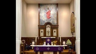 Midweek Lenten Devotion I - February 24th, 7:30 pm