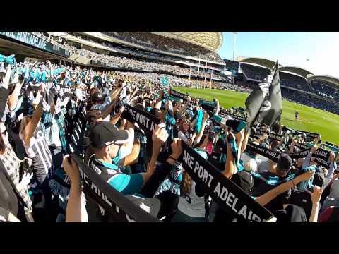 Port Adelaide fan
