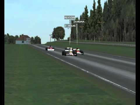 1977 Fuji Japanese Grand Prix CREW F1 Seven mod F1C hotlap fastest possible Best Lap F1 Challenge Racing Championship Grand Prix Grand Prix cant