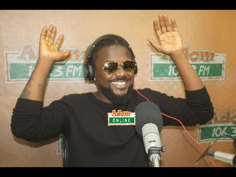 I am still among reigning top 3 musicians in Ghana - Samini