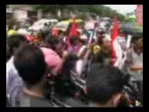 Tragedi Berdarah 14 Me1 09 di depan Hotel Grand Ants Medan